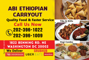 Abi Ethiopian Carry Out