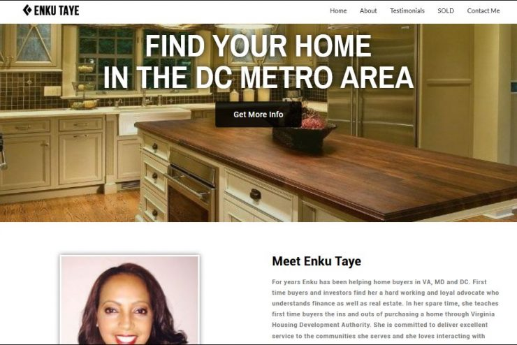 Enku Real Estate Agent