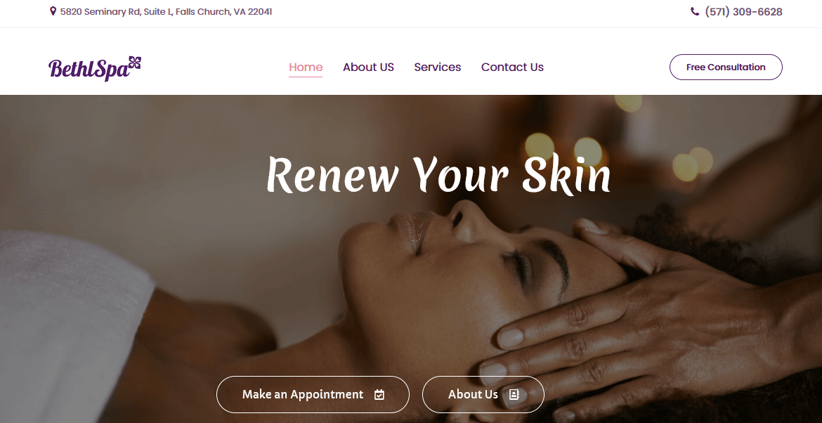 Bethl Spa – Beauty Salon and Wellness
