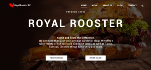 royalrooster carryout